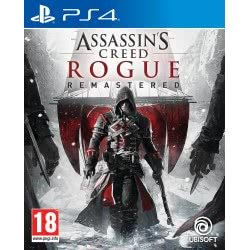 UBISOFT PS4 Assassin's Creed Rogue Remastered  3307216044482
