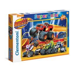 Clementoni Παζλ 2x20τεμ Blaze and the Monster Machine 1200-24743 8005125247431