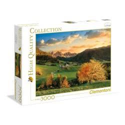 Clementoni Παζλ 3000 H.Q. Άλπεις The Alps 1220-33545 8005125335459