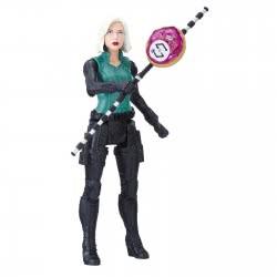 Hasbro Marvel Avengers: Infinity War Black Widow With Infinity Stone 15Εκ E0605 / E1411 5010993463459
