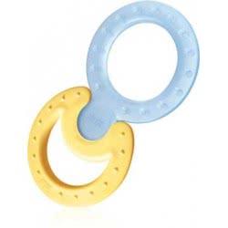 NUK Σετ δύο δακτυλίων οδοντοφυΐας: Classic και Cool 10256225 4008600083764