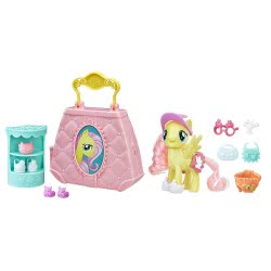 Hasbro My Little Pony Fluttershy Fashion Dolls And Accessories E0187 / E0712 5010993465521