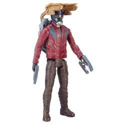Hasbro Marvel Avengers: Infinity War Titan Hero Power FX Star-Lord 30Εκ E0611 5010993479672