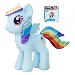Hasbro My Little Pony Princess Twilight Sparkle Cuddly Plush Λούτρινο 33Εκ. B9817 / C2964 5010993395118