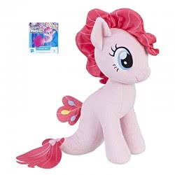 Hasbro My Little Pony Pinkie Pie Mermaid Cuddly Plush Λούτρινο 33Εκ. B9817 / C2966 5010993395132