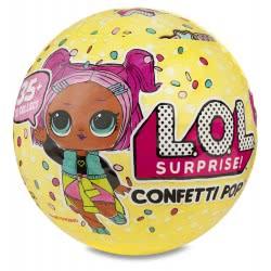 GIOCHI PREZIOSI L.O.L Surprise Κούκλα Confetti Pop Σειρά 3 - 1Τμχ LLU08000 / LLU09000 8056379047162