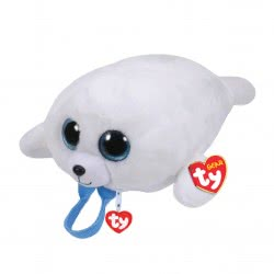 ty Beanie Boos Χνουδωτό Τσαντάκι Πλάτης Icy 1607-95010 008421950102