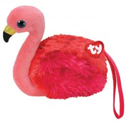 As company TY Beanie Boos Plush Wallet Flamingo 1607-95208 008421952083