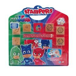 As company Pj Masks Σετ Σφραγίδες Stampers 1023-63028 5203068630287