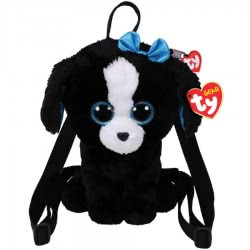 As company TY Beanie Boos Χνουδωτό Τσαντάκι Πλάτης Tracey 1607-95008 008421950089