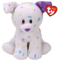 As company TY Beanie Boos Χνουδωτό Πιτσιλωτό Σκυλάκι 23 εκ. 1607-82014 008421820146