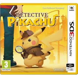Nintendo 3DS Detective Pikachu  045496477073