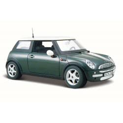 Maisto Special Edition Die-Cast Vehicle Mini Cooper 1:24, Green 31219 090159312192