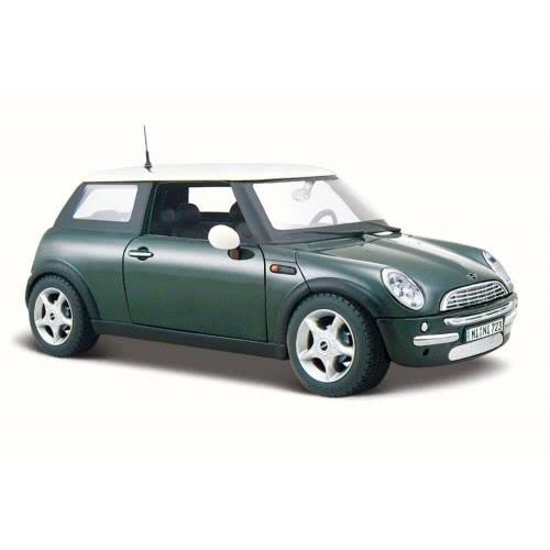 Maisto Special Edition Die-Cast Αυτοκίνητο Mini Cooper 1:24, Πράσινο 31219 090159312192