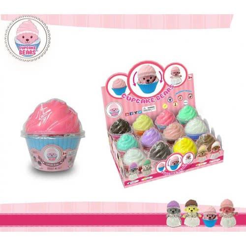 Just toys Cup Cake Bear - 12 Σχέδια 1610033 8005124003205