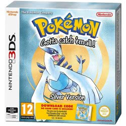 Nintendo 3DS Pokemon Silver (Digital)  045496475987