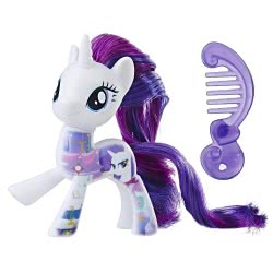 Hasbro My Little Pony Friends All About Rarity B8924 / C3335 5010993410057