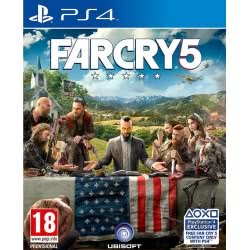 UBISOFT PS4 Far Cry 5 Standard Edition  3307216023197