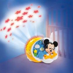 Clementoni baby Baby Clementoni Disney Baby Mickey Προτζέκτορας Μαγικά Αστέρια 1000-17095 8005125170951