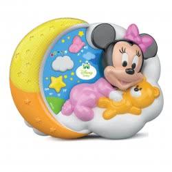 Clementoni baby Baby Clementoni Disney Baby Minnie Magical Stars Projector 1000-17126 8005125171262