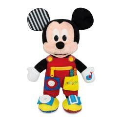 Clementoni baby Baby Clementoni Disney Baby Mickey Early Learning Plush 1000-17224 8005125172245