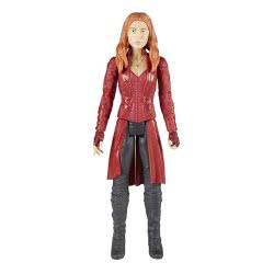 Hasbro Marvel Avengers: Infinity War Titan Hero Series Scarlet Witch Φιγούρα Δράσης 28εκ. E2170 / E2218 5010993462209