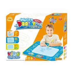 Toys-shop D.I Magic Water Doodle Πίνακας ζωγράφισε μόνο με νερό JK061059 5262088610594
