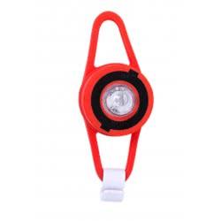 Globber Αποσπώμενο Φως Ασφαλείας LED - Κόκκινο 522-102 4897070180178