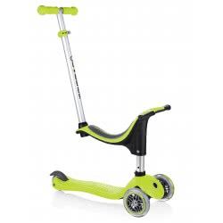 Globber Scooter Evo 4 in 1-Lime Green 451-106 4897070181267