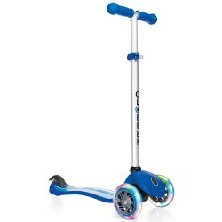 Globber Scooter Primo My Free Fantasy Stars & Strips - Navy Blue 424-012 4897070181458