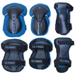 Globber Protective Pad Set Blue XS(25-50kg) 541-100 4897070180246