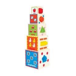 Hape Pyramid Of Play E0413 6943478007529