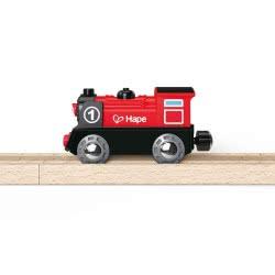 Hape Battery Powered Engine No.1 E3703A 6943478014916