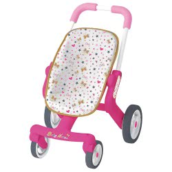 Smoby Baby Nurse Pushchair 251223 3032162512234