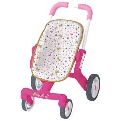 Smoby Baby Nurse Pushchair Καροτσάκι Κούκλας 251223 3032162512234