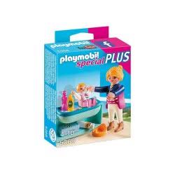 Playmobil Μαμά Και Μωράκι Με Αλλαξιέρα 5368 4008789053688