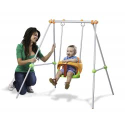Smoby Baby Swing Metal 310046 3032163100461