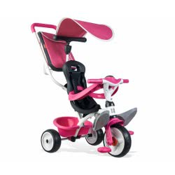 Smoby Kids Tricycle Bike Baby Balade Pink 741101 3032167411013