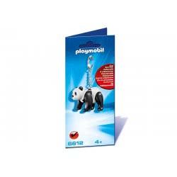 Playmobil Μπρελόκ Πάντα 6612 4008789066121