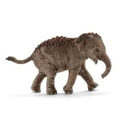 Schleich Asian Elephant Calf 14755 4005086147553