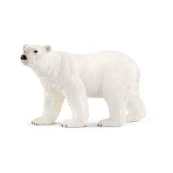 Schleich Wild Life Polar Bear 14800 4055744019777