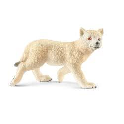 Schleich Wild Life Arctic Wolf Cub 14804 4055744019791