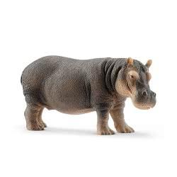 Schleich Wild Life Hippopotamus 14814 4055744020827