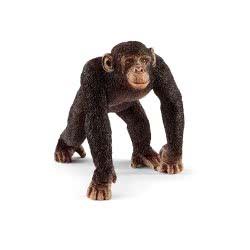 Schleich Wild Life Chimpanzee Male 14817 4055744020858