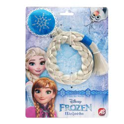 As company Disney Frozen Braid Elsa 1540-66328 5203068663285