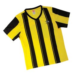 As company Στολή Ποδοσφαίρου Παικταράς Κίτρινη - One Size 1540-931 5203068159313