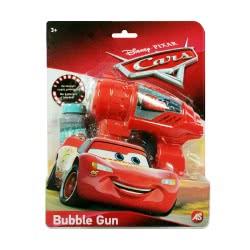 As company Disney Pixar Cars Όπλο για σαπουνόφουσκες Bubble Gun 5200-01324 5203068013240