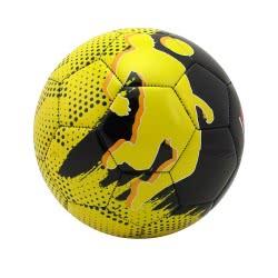As company Soccer Ball Paiktaras - Yellow 1540-15956 5203068159566