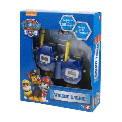 As company Paw Patrol Chase Walkie Talkies με Ρολόι 7517-18036 5203068180362