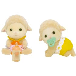 Epoch The Sylvanian Families - Δίδυμα Προβατάκια 3216 8718637032166